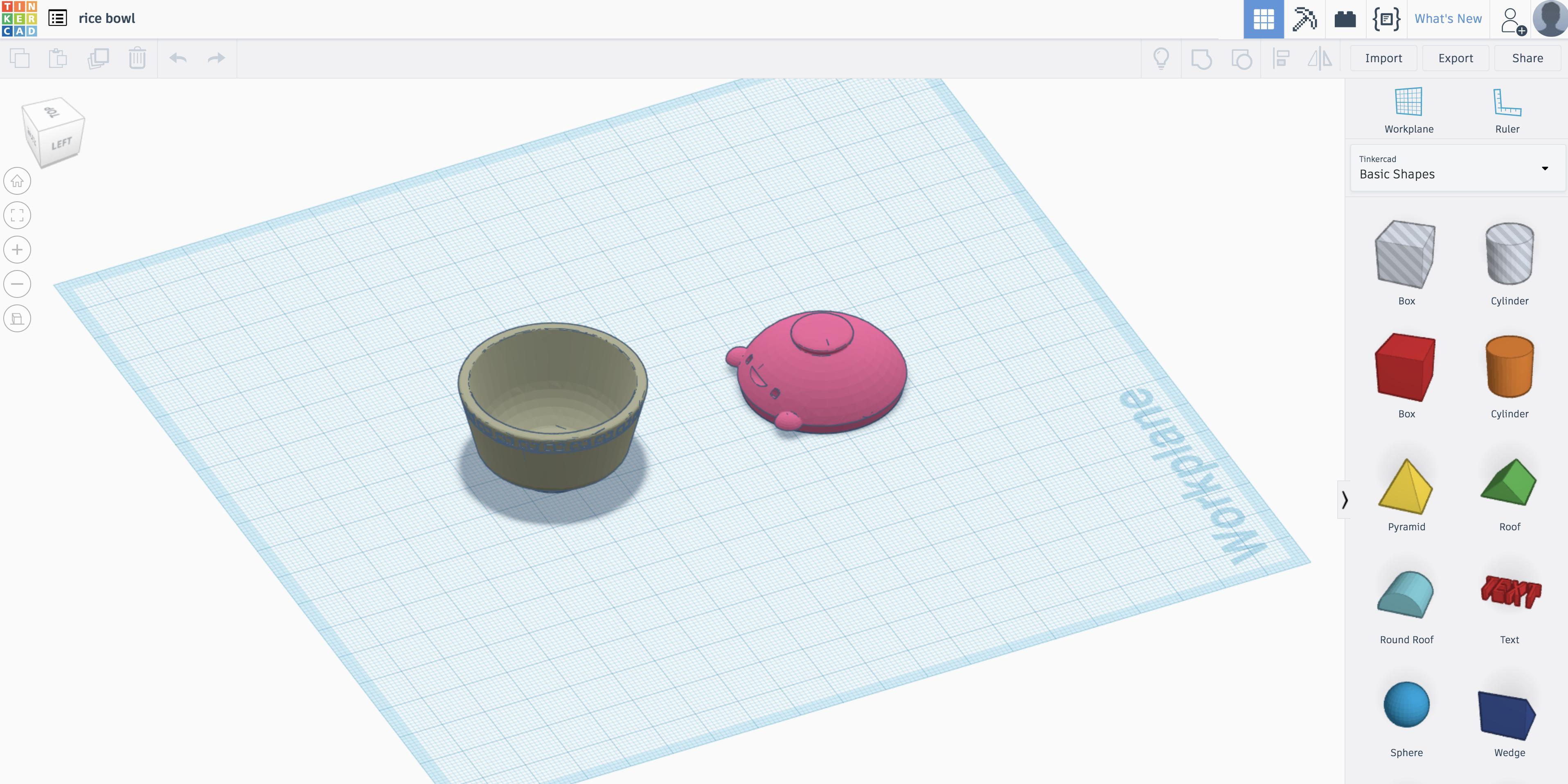 3D Printing: Design – Tinkercad