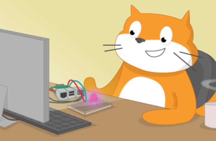 RPi GPIO + Scratch 2.0