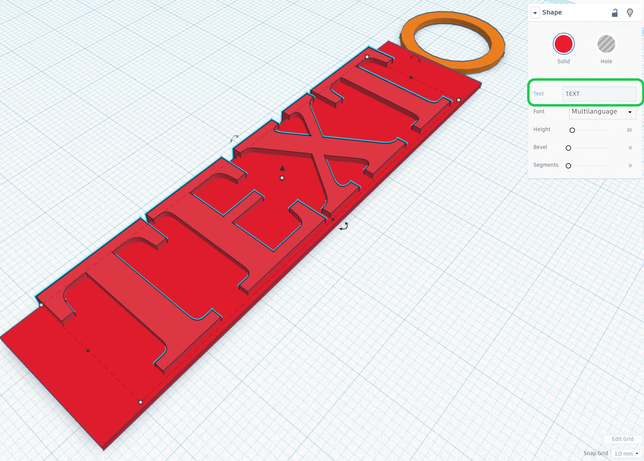 3D Printing: Design – Nametags