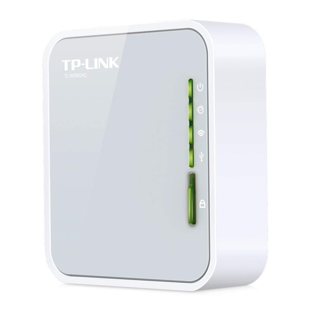 T3 Rpi WiFi Router Setup TP Link TL-WR902AC